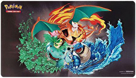 Pokémon, Spelmatta från Tag Team Generations Premium Collection (Endast mattan)