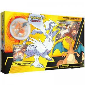 Pokémon, Reshiram & Charizard-GX Figure Collection