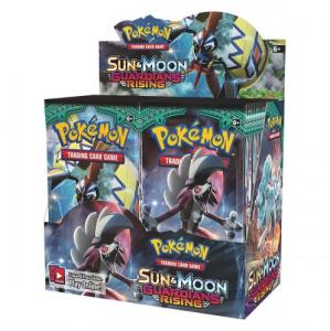 Pokémon, SM Guardians Rising, Display / Booster Box