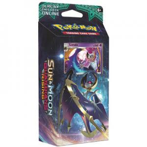 Pokémon, SM Guardians Rising, Theme Deck: Hidden Moon, Lunala