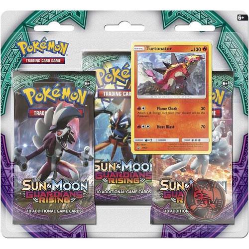 Pokémon, SM Guardians Rising, Trippelblister: Turtonator