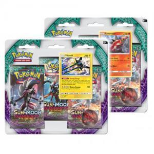 Pokémon, SM Guardians Rising, Trippelblister x 2 (Turtonator + Vikavolt)