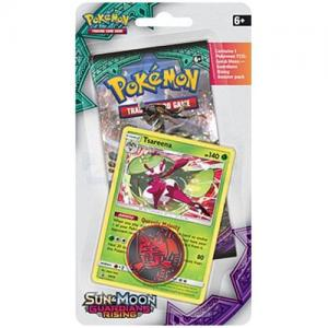 Pokémon, SM Guardians Rising, 1 Checklane Blister Pack: Tsareena