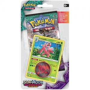 Pokémon, SM Guardians Rising, 1 Checklane Blister Pack: Lurantis