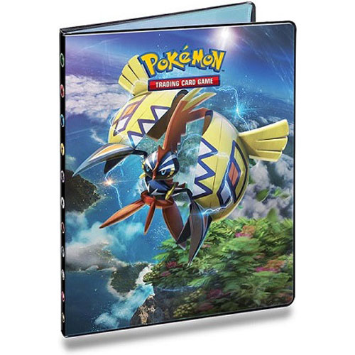 Pokémon, SM Guardians Rising, Portfoliopärm A4 - 9 Pocket