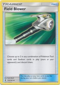 SM Guardians Rising, Field Blower - 125/145 - Uncommon