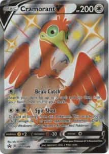 Pokemon Sw&Sh Promo - Cramorant V – SWSH086 - Promo