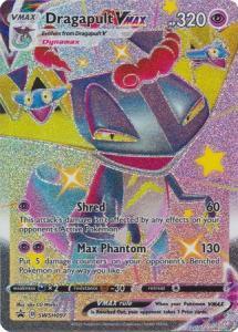 Pokemon Sw&Sh Promo - Dragapult VMAX - SWSH097 - Shiny Promo