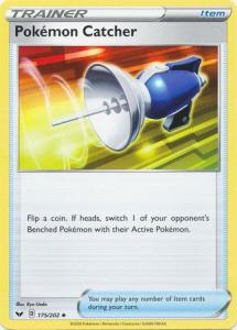 Pokemon SWSH: Base Set - Pokemon Catcher - 175/202 - Uncommon