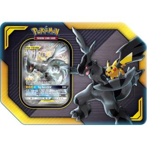 Pokémon, Tag Team Tin: Pikachu & Zekrom-GX