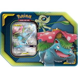 Pokémon, Tag Team Tin: Celebi & Venusaur-GX