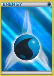 Pokemon - Water Energy - 2013 Holo Promo