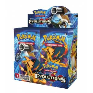 Pokémon, XY Evolutions, Display / Booster Box (36 boosters)