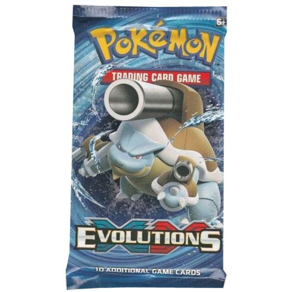 Pokémon, XY Evolutions, 1 Booster [Random cover art]