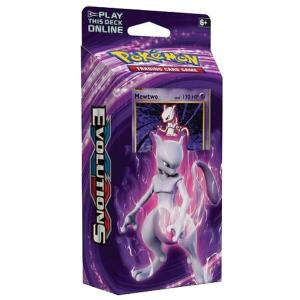 Pokémon, XY Evolutions, Theme Deck - Mewtwo