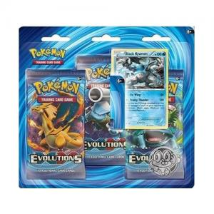 Pokémon, XY Evolutions, Trippelblister - Black Kyurem
