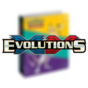 Pokémon, XY Evolutions, Collectors Album