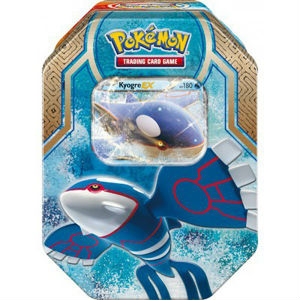 Pokémon, Legends of Hoenn Tin, Kyogre EX