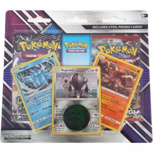 Pokémon, Enhanced 2-Pack Blister (Regice, Registeel & Regirock)