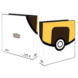 Pokemon, pärm för lösa plastfickor - 3 ringspärm - Ultra Ball