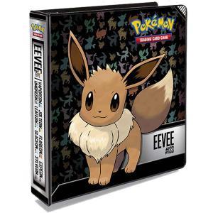 Pokemon, pärm för lösa plastfickor - 3 ringspärm - Eevee