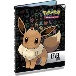 Pokémon, Portfoliopärm A4 (Rymmer 90 kort) Eevee - 9 Pocket