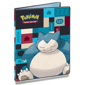 Pokémon, Portfoliopärm A4 (Rymmer 90 kort) Snorlax - 9 Pocket
