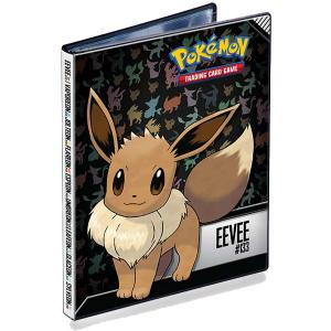 Pokémon, Portfoliopärm A5 (Rymmer 40 kort) Eevee - 4 Pocket