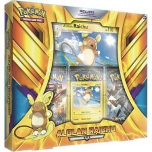 Pokémon, Alolan Raichu Box