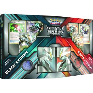 Pokémon, Battle Arena Deck: Black Kyurem vs. White Kyurem