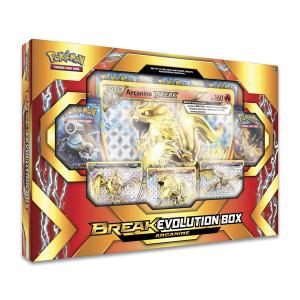 Pokémon, Break Evolution Box - Arcanine