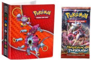 Pokémon, Collectors Album, BREAKthrough
