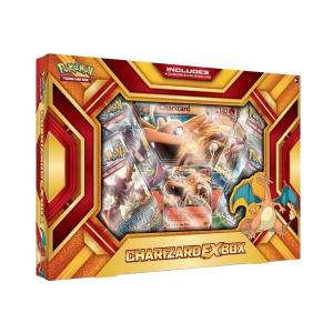 Pokémon, Charizard EX Box