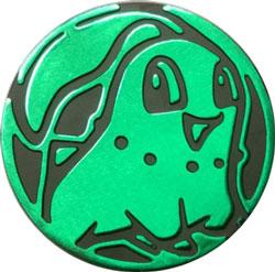 Pokémon, Coin, Chikorita