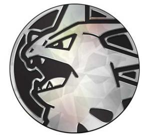 Pokémon, Coin, Tyranitar Shattered Silver