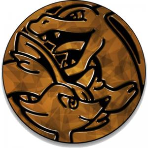 Pokemon - Charizard & Braixen - Coin
