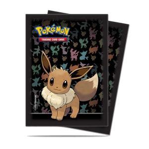 Pokémon, Deck Protector Sleeves Ultra Pro, Eevee - 65st