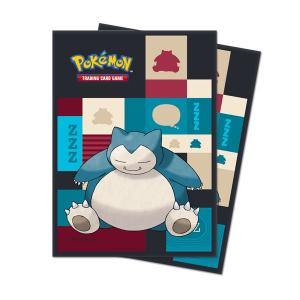 Pokémon, Deck Protector Sleeves Ultra Pro, Snorlax - 65ct