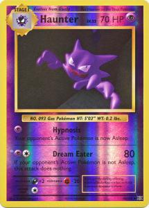XY12 Evolutions, Haunter - 48/108 - Uncommon Reverse Holo