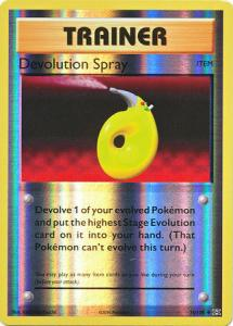 XY12 Evolutions, Devolution Spray - 76/108 - Uncommon Reverse Holo