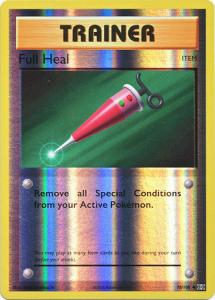 XY12 Evolutions, Full Heal - 78/108 - Uncommon Reverse Holo