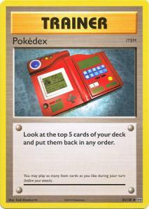 XY12 Evolutions, Pokédex - 82/108 - Uncommon