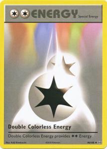 XY12 Evolutions, Double Colorless Energy - 90/108 - Uncommon
