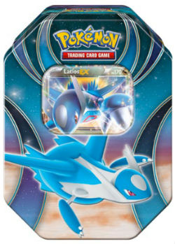 Pokemon, Power Beyond Tin, Latios-EX (2016)