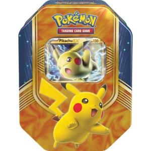 Pokémon, Fall Tin 2016, Pikachu EX