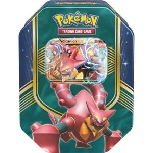 Pokémon, Fall Tin 2016, Volcanion EX