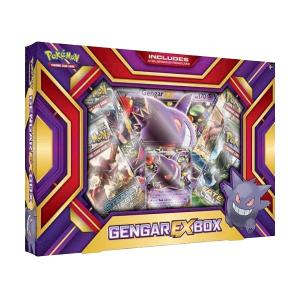 Pokémon, Gengar EX Box