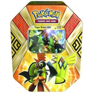 Pokémon, Island Guardians Tin - Tapu Koko GX