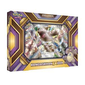 Pokémon, Kangaskhan EX Box