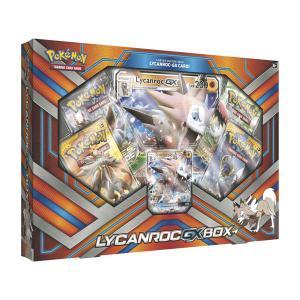 Pokémon, Lycanroc GX Box